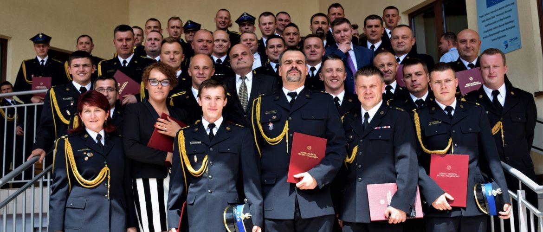 Grupa ZPA 9 na kierunku Zapobieganie Pożarom i Awariom