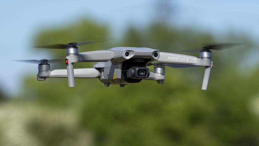 Dokumentacja zdjęć i wideo z drona